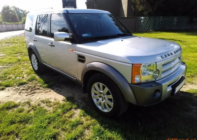 Land Rover Discovery 3 – 2,7 TDV6 – 2005