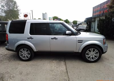 Land Rover Discovery 4 5,0 V8 2012