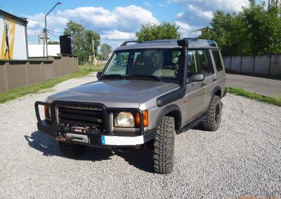 Land Rover Discovery II TD5 2,5 2000