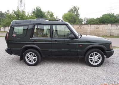 Land Rover Discovery 2 2,5 TD5 172KM 2003