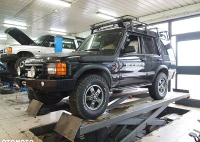 Land Rover Discovery II TD5 2000