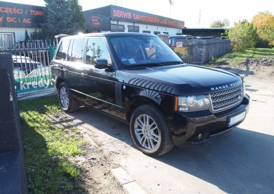 Range Rover 3,6l V8 2010