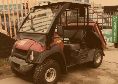 Kawasaki Mule 610 4×4