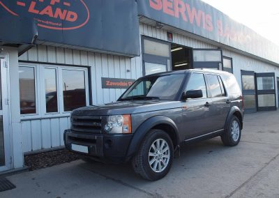 Land Rover Discovery 3 HSE  2.7l  2007