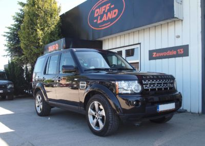 Land Rover Discovery 4 3.0l, 2010
