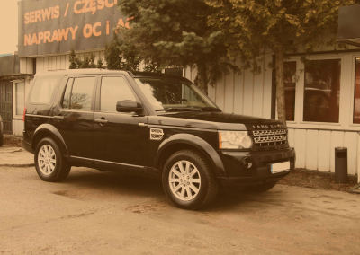 Land Rover Discovery IV HSE  2,7l  2010