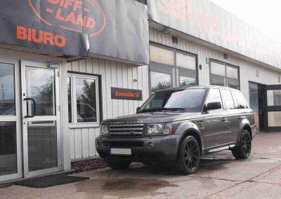 Range Rover Sport 3,6 TDV8 2008