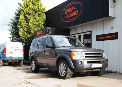 Land Rover Discovery III HSE  2,7L 2006