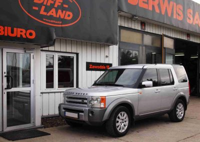 Land Rover Discovery 3 HSE TDV6, 2005