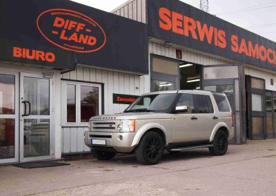 Land Rover Discovery 3 2,7L HSE, 2007
