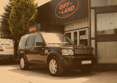 Land Rover Discovery 4 HSE  5.0 V8 2011