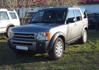 Land Rover Discovery III 2007