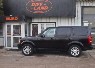 Land Rover Discovery III 2009