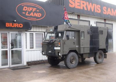 Land Rover 101 FC