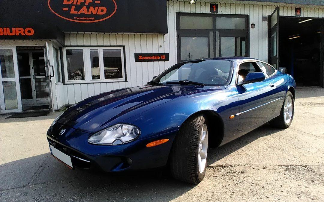 Jaguar XK8 Coupe 4.0 V8 1996