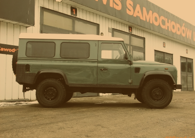 Land Rover Defender 110 – 2007