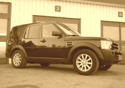 Land Rover Discovery III 3 HSE – 2007