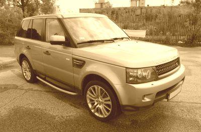 Range Rover Sport 3.0L TDV6 245KM 2010