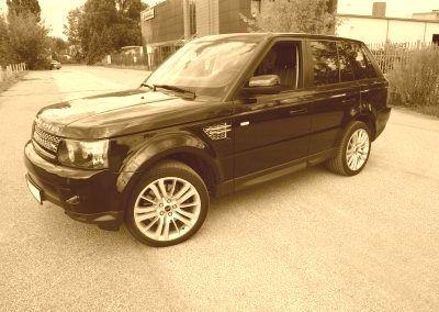 Range Rover Sport 3.0L SDV6 256KM 2011