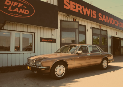 Jaguar XJ40 Sovereign 4.0l 1989