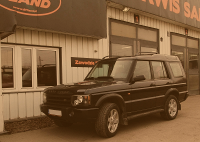 Land Rover Discovery 2 TD5 2,5l 2004