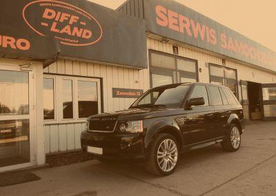 Land Rover Range Rover Sport 3.0l Diesel 2012