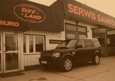 Land Rover Discovery IV SDV6 HSE 2011