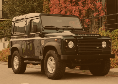 Land Rover DEFENDER 90  2.2L 2013