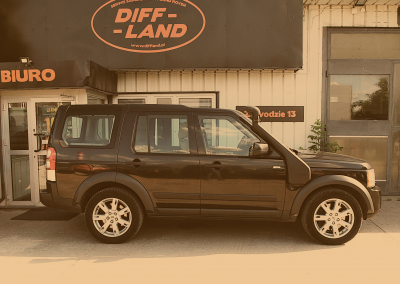 Land Rover Discovery IV 2012 diesel