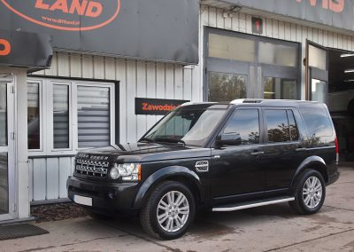 Land Rover Discovery IV 2013 5L V8