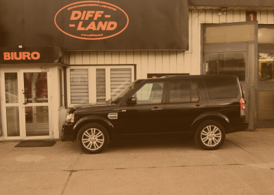 Land Rover Discovery IV 2011