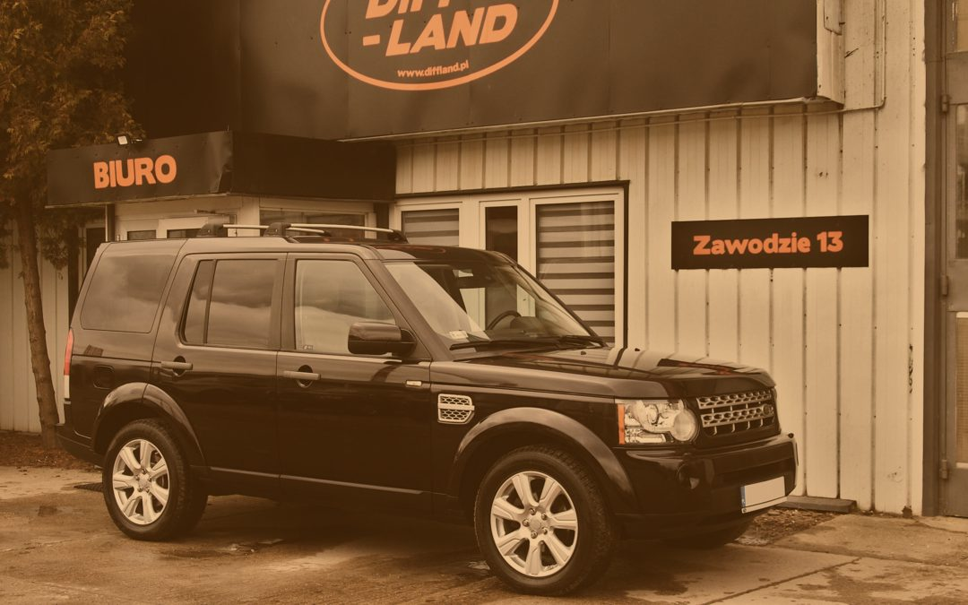 Land Rover Discovery IV 2010