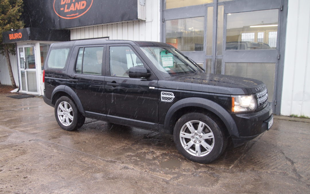 Land Rover Discovery IV HSE 2011 3.0 D